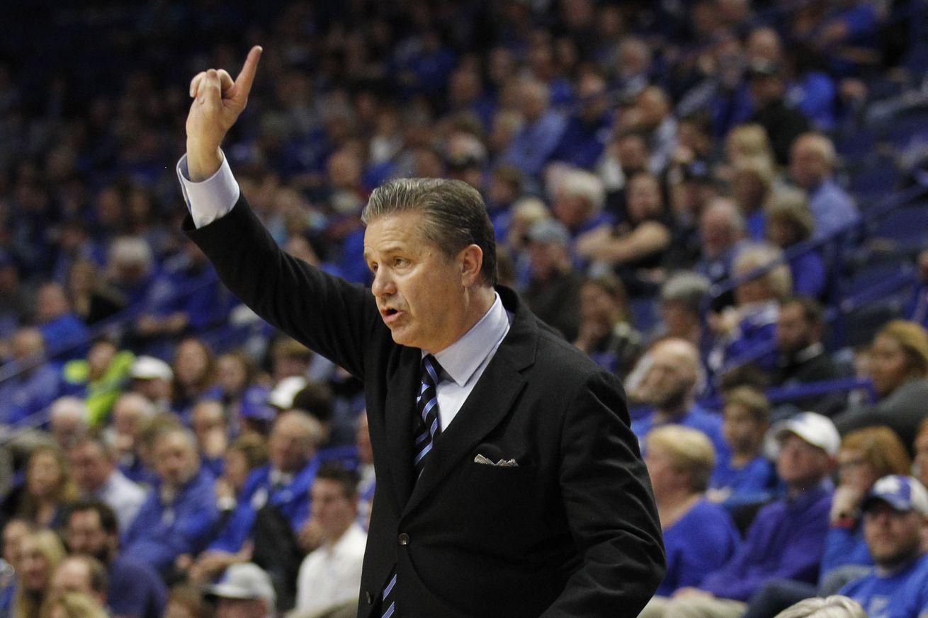 Kentucky basketball recruiting uk has done best job at