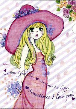 La Belle Au Bois Dormant Mon Amour : belle, dormant, amour, Times, 水森亜土, イラスト,, 水森亜土,, イラスト