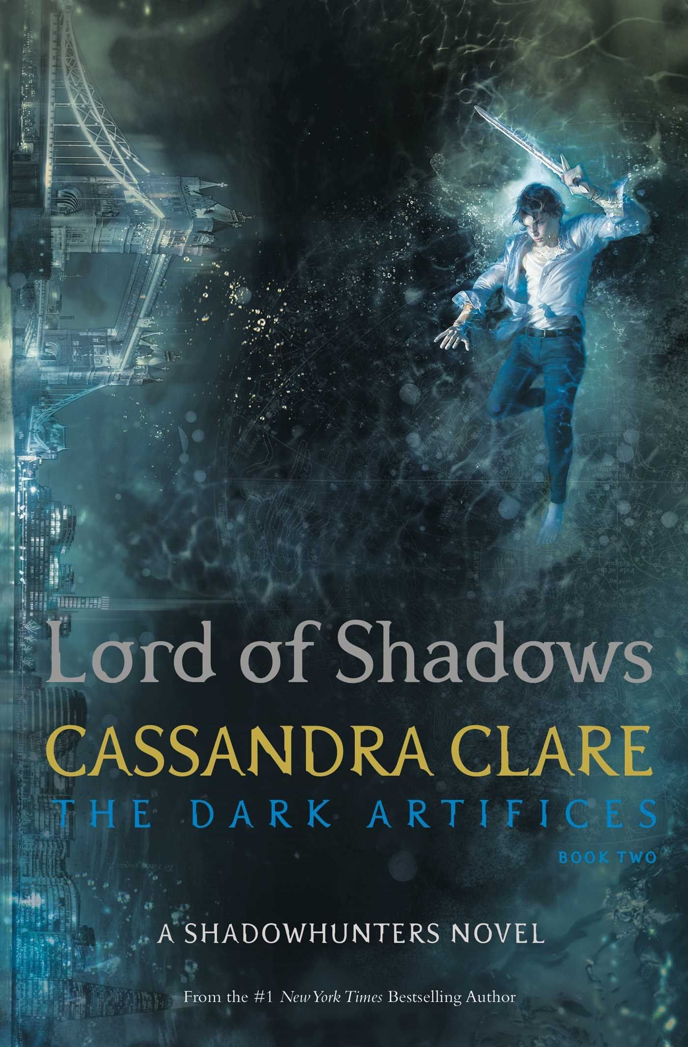 Book Lord Of Shadows The Dark Artifices 2 By Cassandra Clare