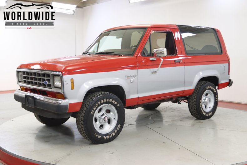 Pin By Rob Ferrell On 1986 Vehicles In 2021 Ford Bronco Ford Bronco Ii Bronco Ii