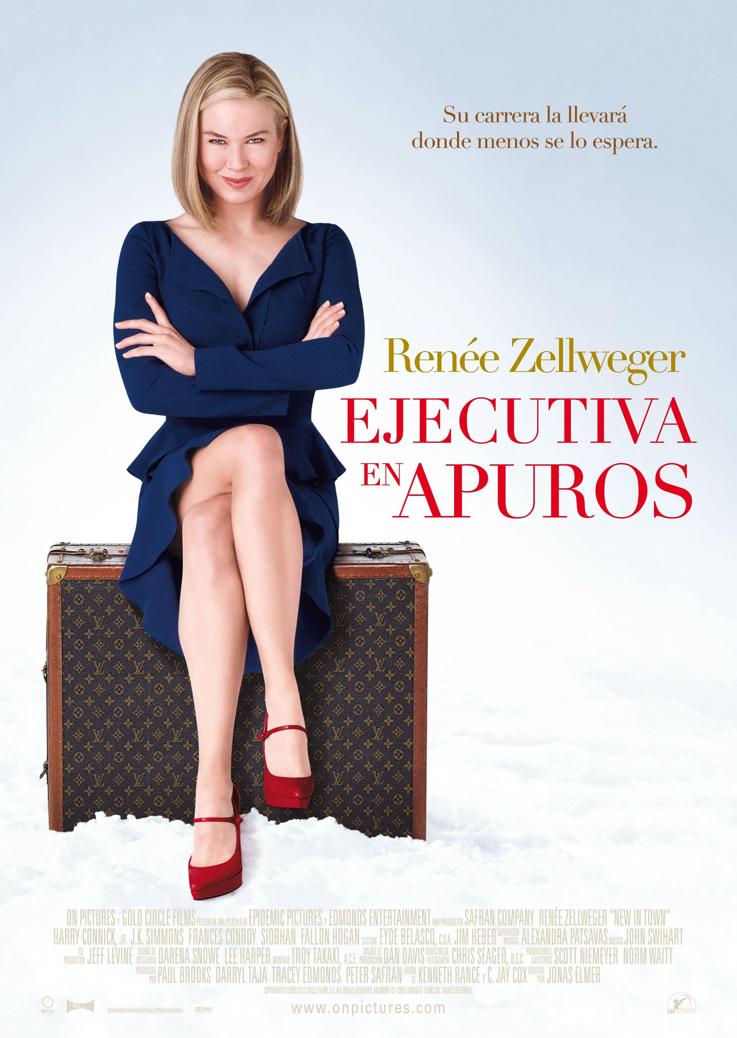 Ejecutiva En Apuros Renee Zellweger Peliculas Películas Completas