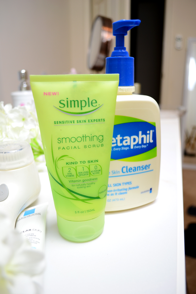 Best Exfoliator Cleanser Drugstore Skin Cleanser Products