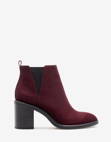 BOOTS AND ANKLE BOOTS for woman at Stradivarius online