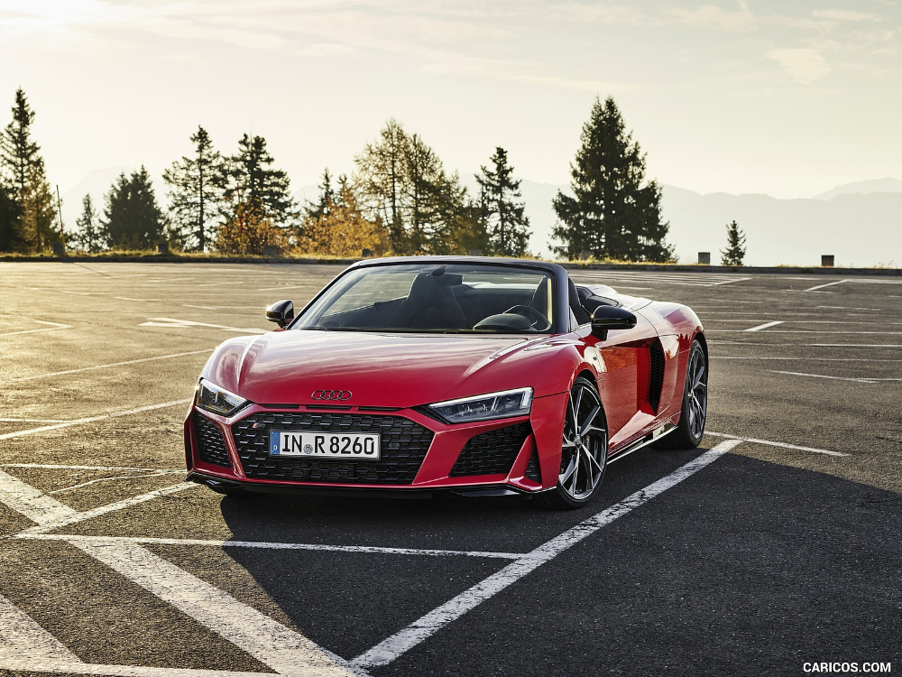 2020 Audi R8 V10 Rwd Coupe And Spyder Wallpaper Audir8 Audi R8 V10 Audi Audi R8 Wallpaper