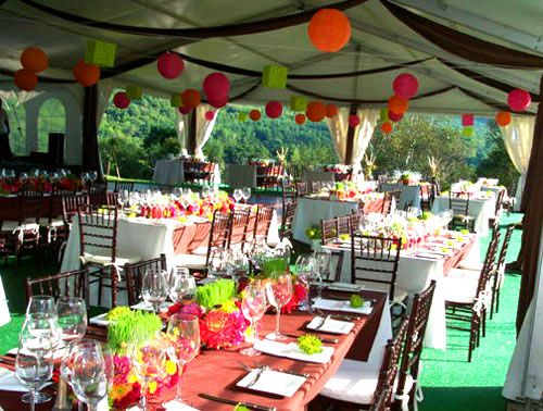 Paper lanterns for weddings wedding wedding reception wedding grey garden party decoration for christmas 2014 find this pin and more on wedding ideas by atticaschmidt multicolor paper lanterns junglespirit Image collections