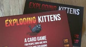 Wholesale Exploding Kittens Original Edition And Edition