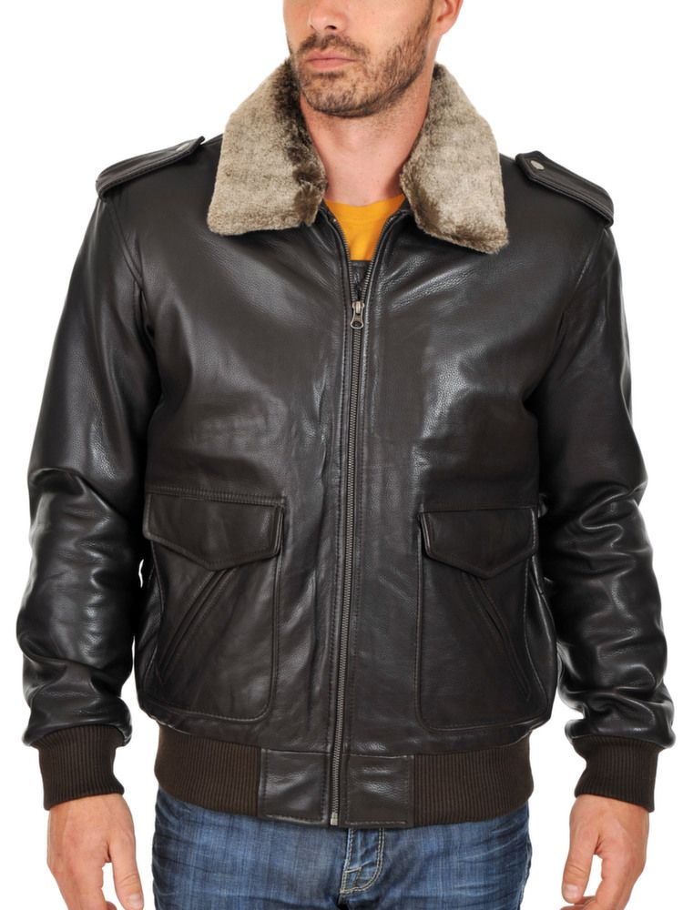 Mens Leather Bomber Jacket, We Walzar is one of the leading leather and leather apparel manufacturer since 1914 quality control and production of leather is done on our own tanneries which are situated in India.