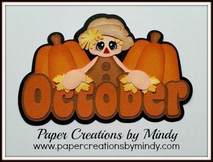 *October