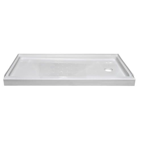 Lyons Elite Trade 54 X 27 X 4 Shower Base Right Hand Drain