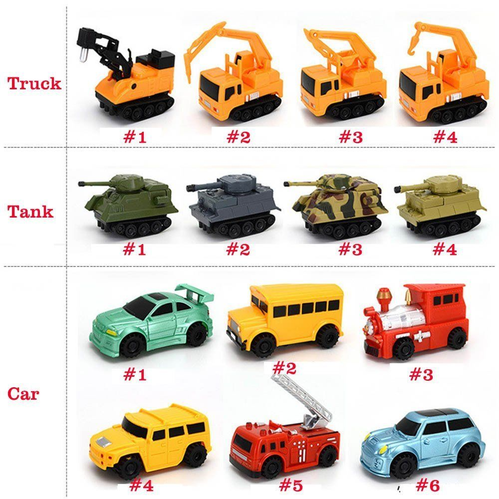 Child toys car   GBP  Magic Follow Any Drawn Line Pen Inductive Toy Car Truck