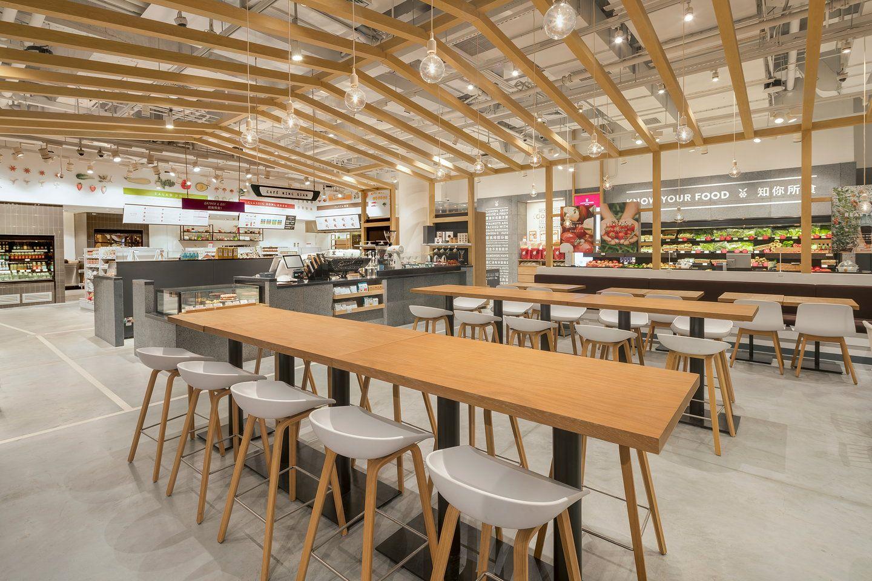 Hunter Gatherer By Triad China In 2020 Retail Design Retail Design Blog Store Design