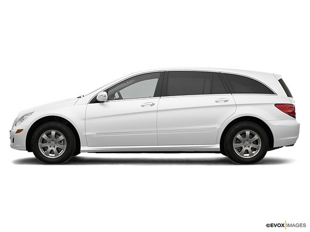 Used 2007 MercedesBenz RClass R350 4MATIC For Sale