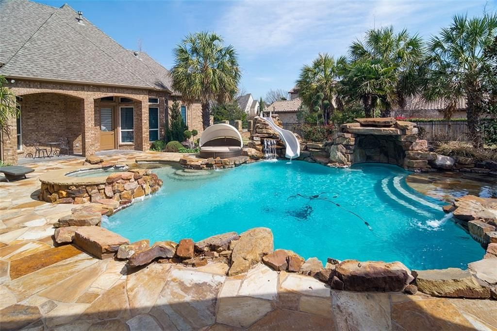 houses for sale in southlake tx with pool