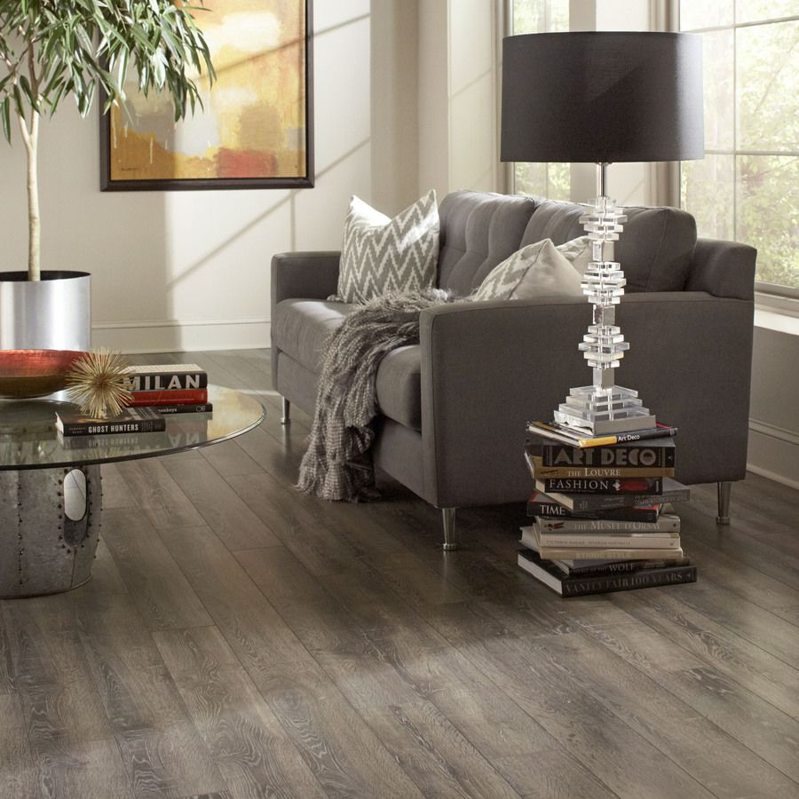 Style Selections Park Lodge Oak 6 14 In W X 3 96 Ft L Embossed Wood Plank Laminate Flooring Lowes Com Oak Timber Flooring Oak Laminate Flooring Best Wood Flooring
