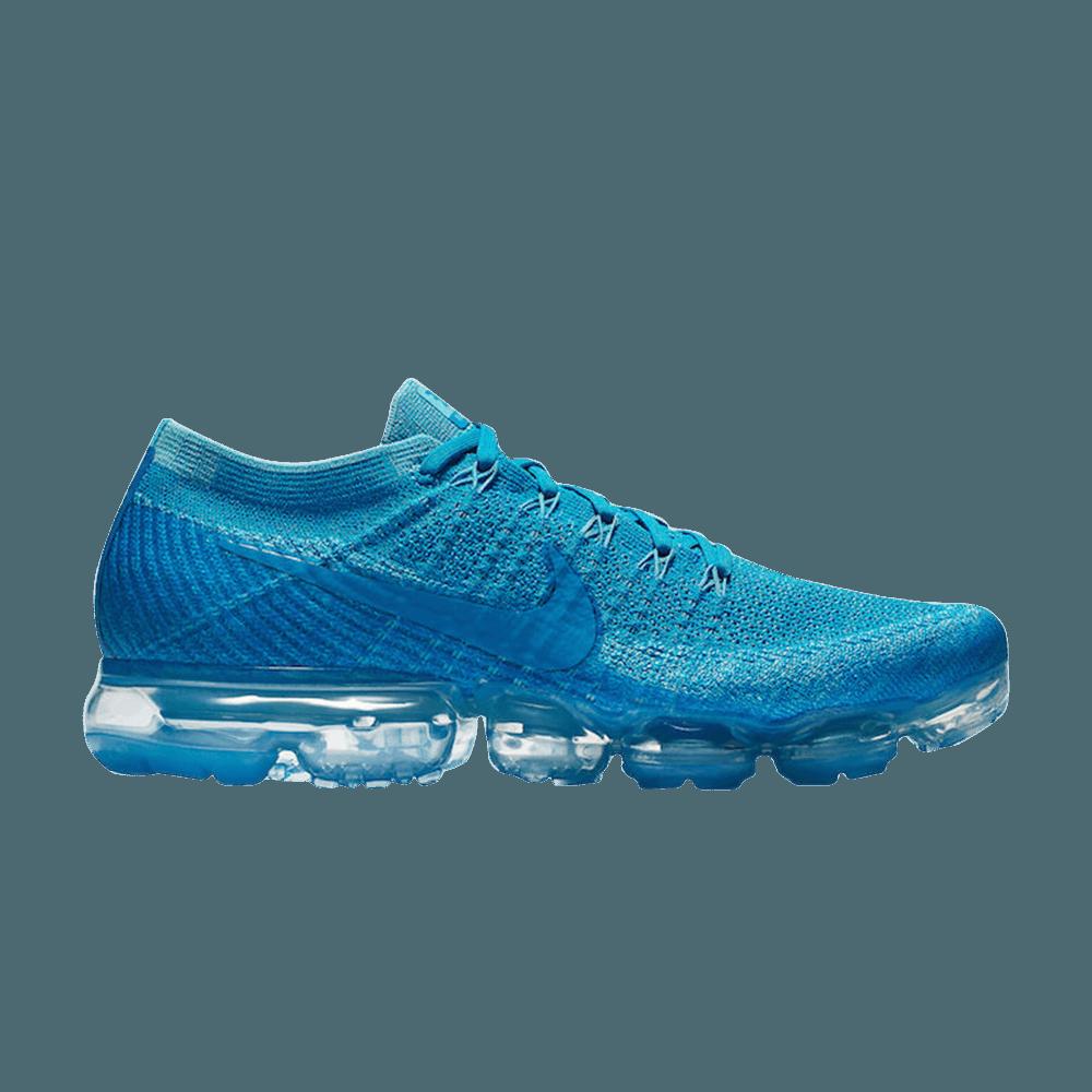 89b539c57291d Air VaporMax Flyknit 'Blue Orbit' in 2019 | Shoes | Nike, Sneakers ...