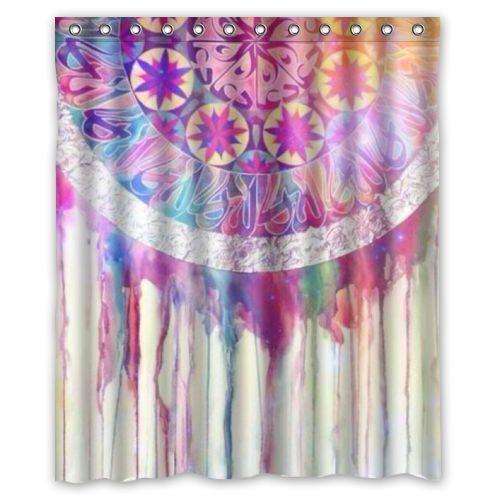 Brand New Dream Catcher Custom Shower Curtain 60 Inch X 72 Bath