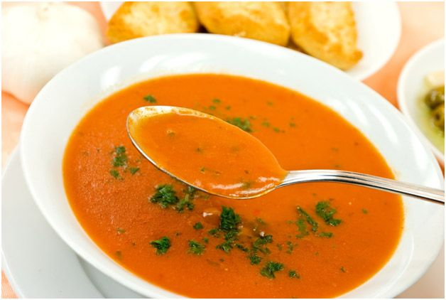 Top 4 healthy tomato soup recipes by sanjeev kapoor healthy tomato top 4 healthy tomato soup recipes by sanjeev kapoor forumfinder Image collections