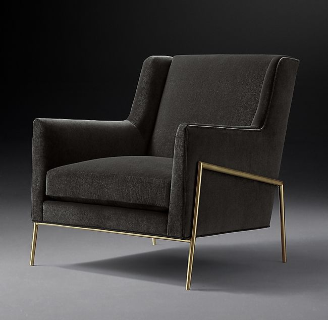Paget Wingback Chair | Wingback chair living room, Cheap ...