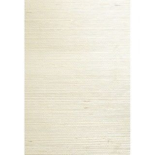 Brewster 63 54720 Ming Cream Grasscloth Wallpaper