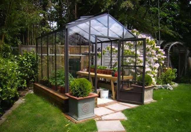 Build Your Own Greenhouse: 11 Easy To Assemble Kits