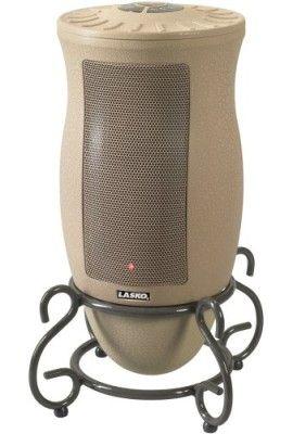 Lasko 6435 Designer Series Ceramic Oscillating Heater With Remote Control 0 Best Space Heater Portable Heater Tower Heater