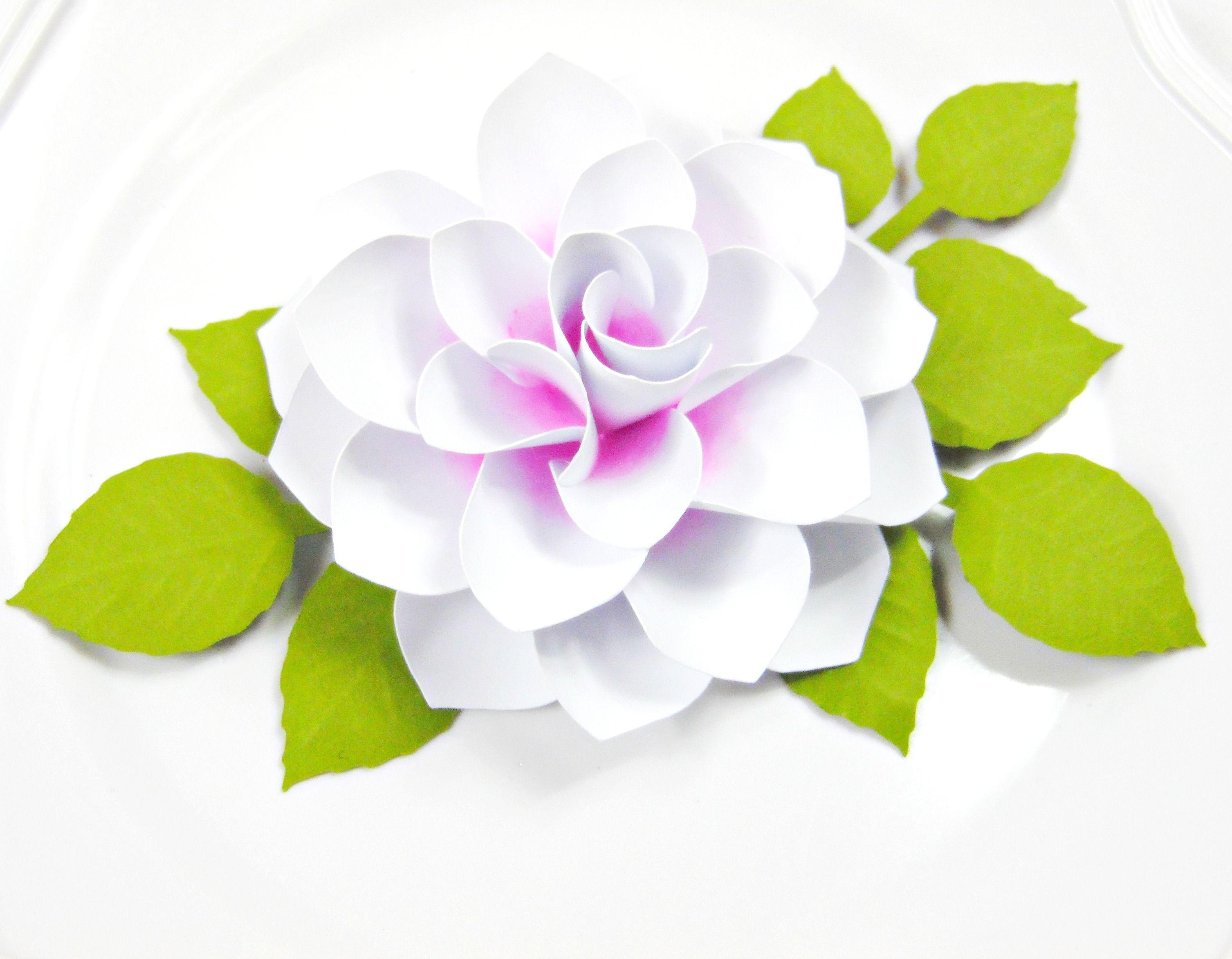 Lily style flower templates diy paper paper crafting and template lily style flower templates lilies flowersdiy flowerspaper mightylinksfo