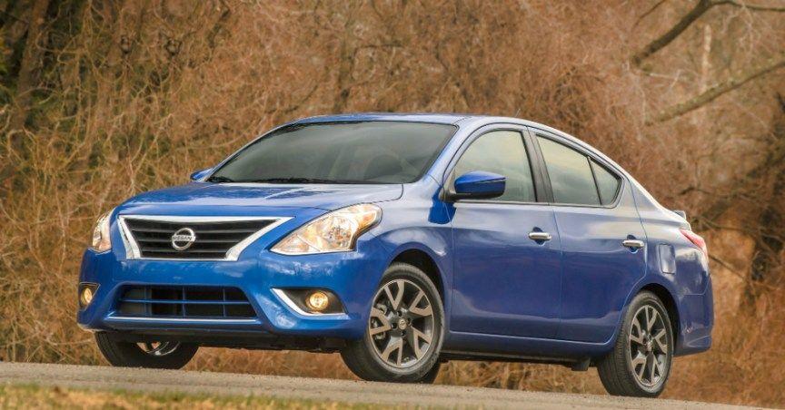 2017 Nissan Versa The Low Price You Need Nissan versa