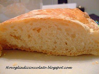 Ho voglia di.. cioccolato!: Il pane in pentola?