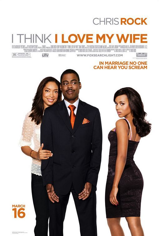 I Think I Love My Wife Movie Poster Wife Movies I Love My Wife Gina Torres