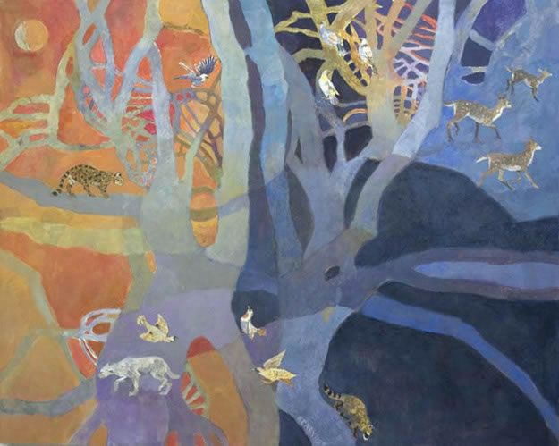 Alison Berry, Last Light