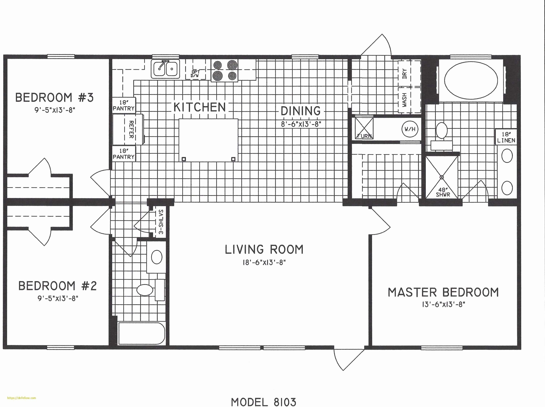 Modern Family Dunphy House Floor Plan 3 Bedroom Floor Plan