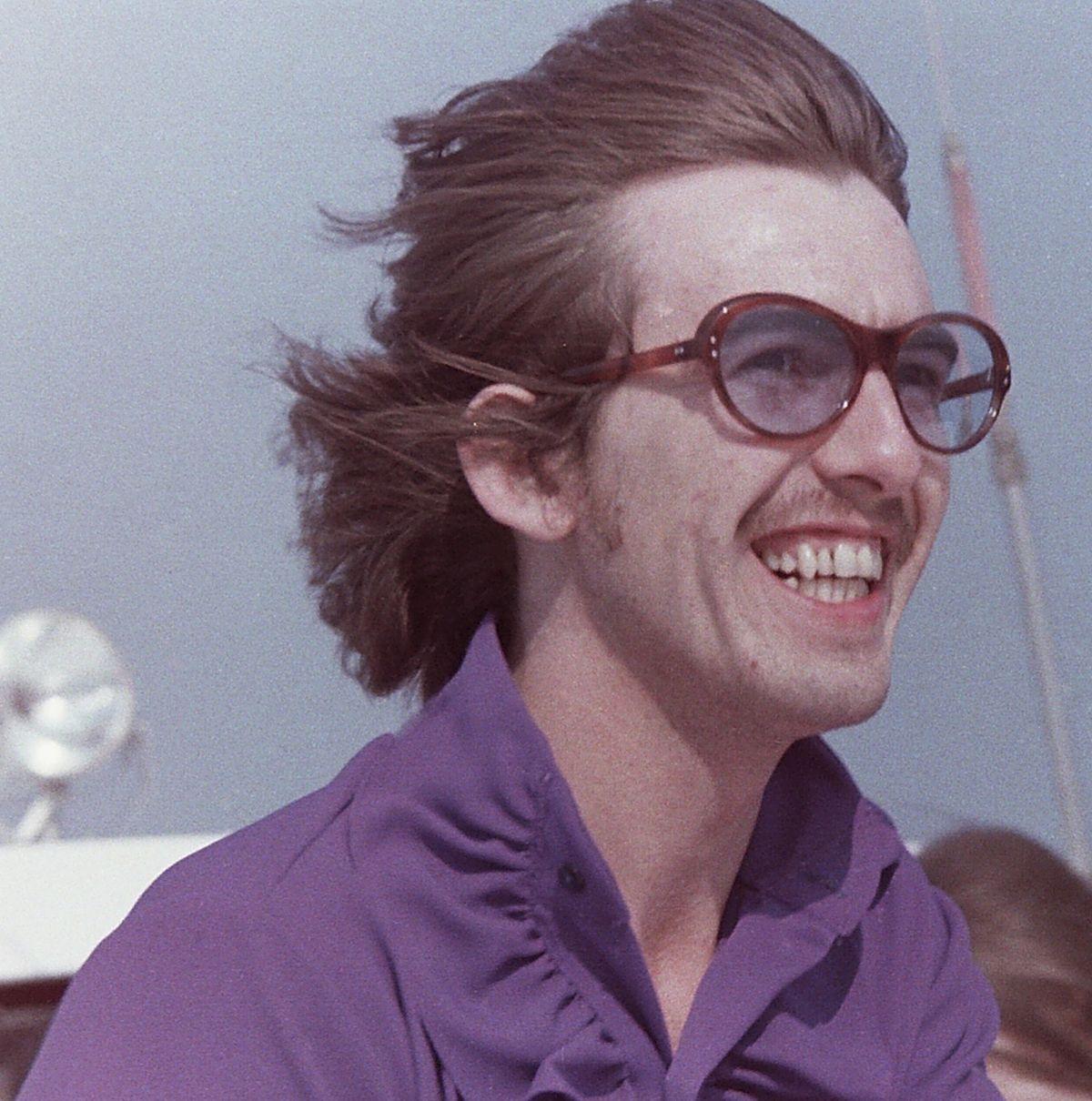 Beatle George Harrison 1968 Photo By Fellow Ringo Starr
