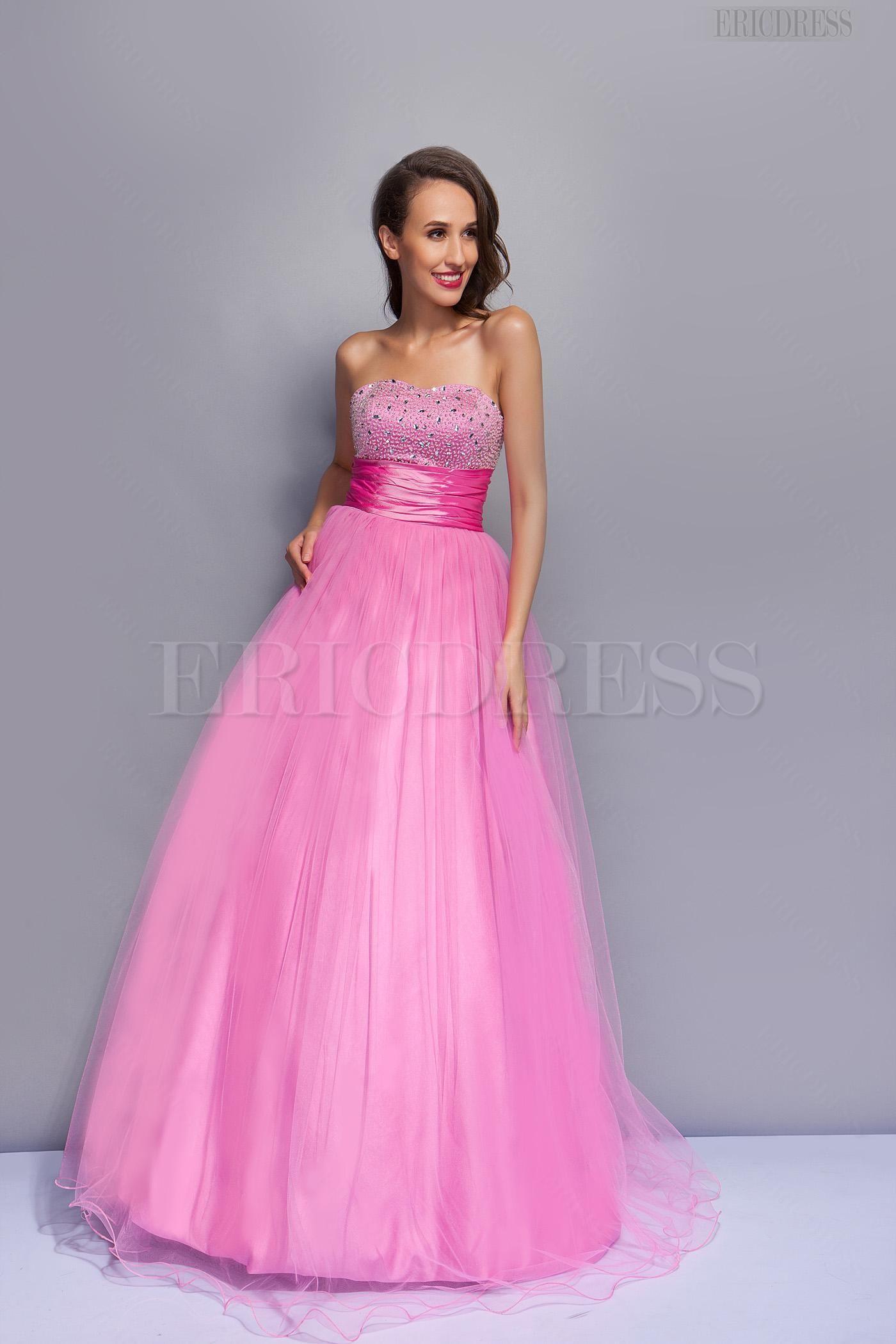 Fantastic aline sweetheart floorlength beading renataus prom dress