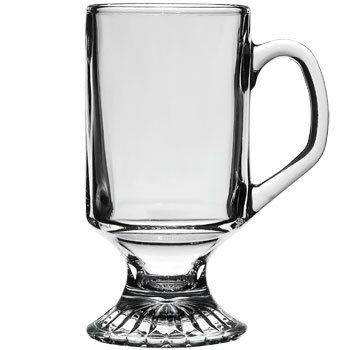 Anchor Hocking Irish Coffee Clear Gl Cup Mugs Set Of 2 Click Image To Review More Details This Is An Affiliate Link