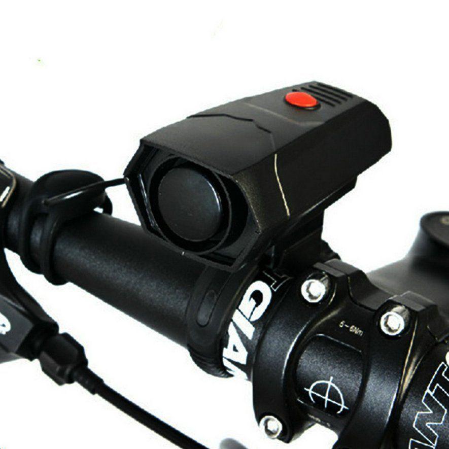 Cycling Horns Electronic Bike Bicycle Handlebar Ring Bell Horn