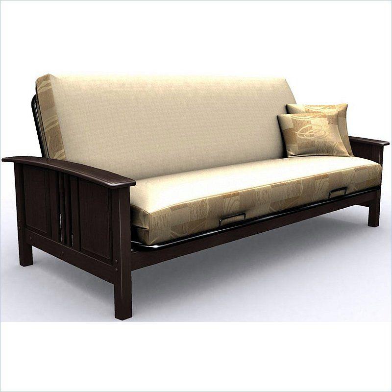 elite products hermosa full wood futon frame in espresso finish elite products hermosa full wood futon frame in espresso finish      rh   pinterest