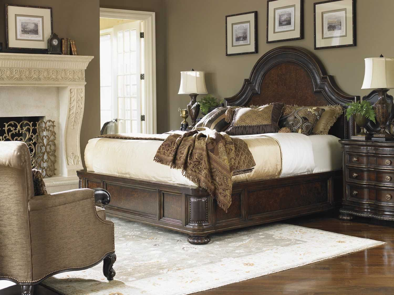 Lexington Bedroom Sets Amazing Lexington Florentino Bedroom Set  Furniture  Pinterest Decorating Design