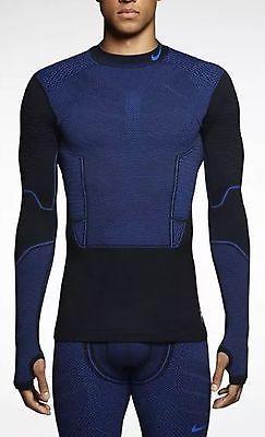 Nike pro combat hyperwarm flex $150 long #sleeve base #layer