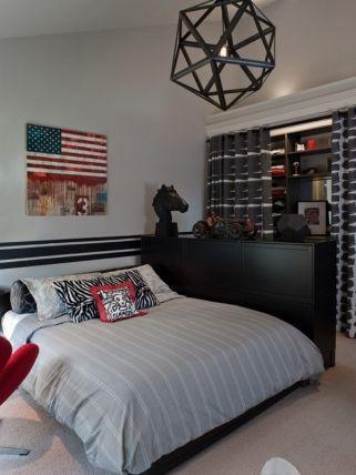 38 Inspirational Teenage Boys Bedroom Paint Ideas 14 Kobe\u0027 room