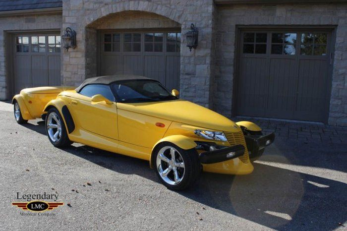 2000 Plymouth Prowler For Sale 1797678 2000 Plymouth Prowler