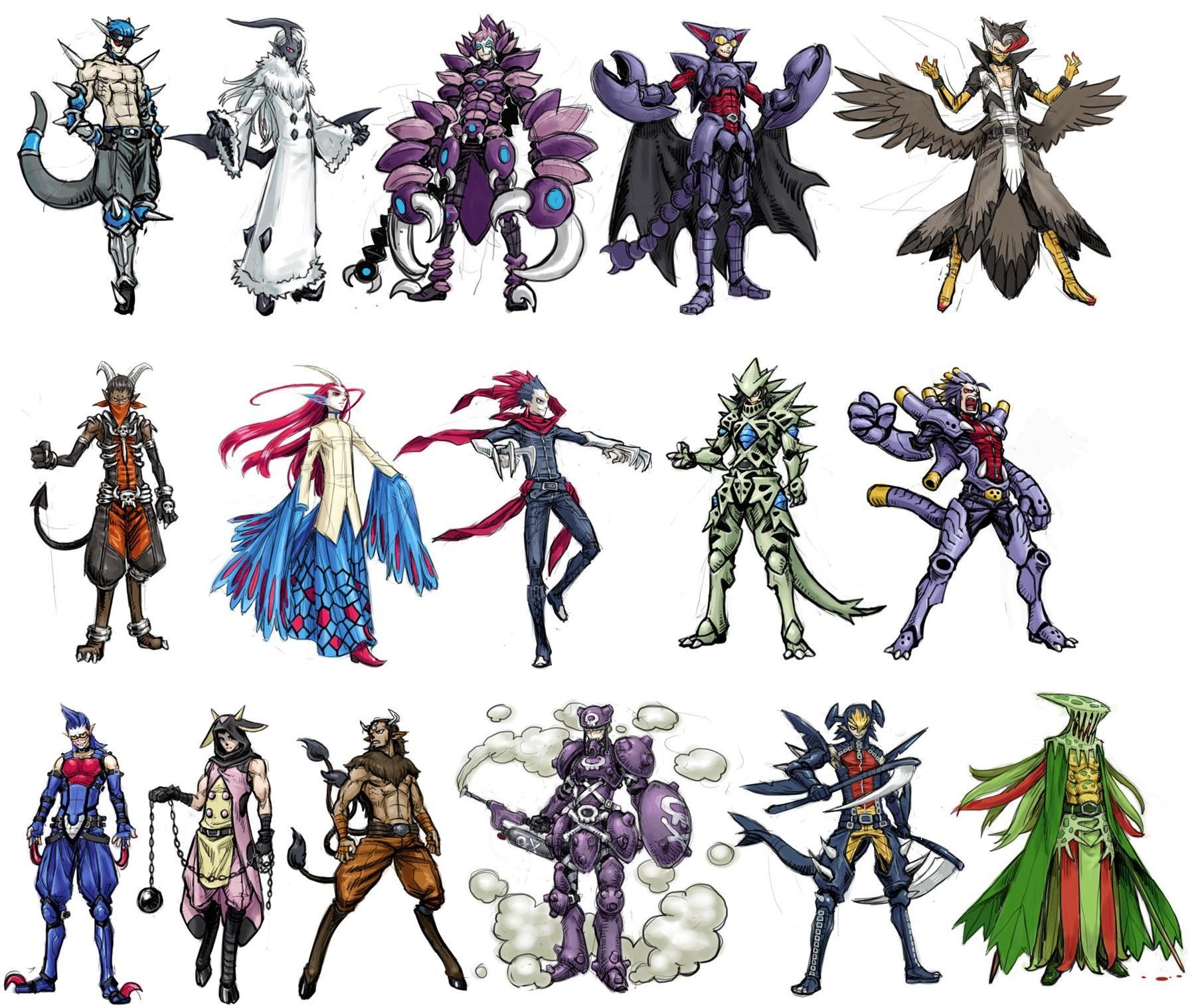 Pokemon monster hunter crossover via reddit user kaanvi for Decorations monster hunter world