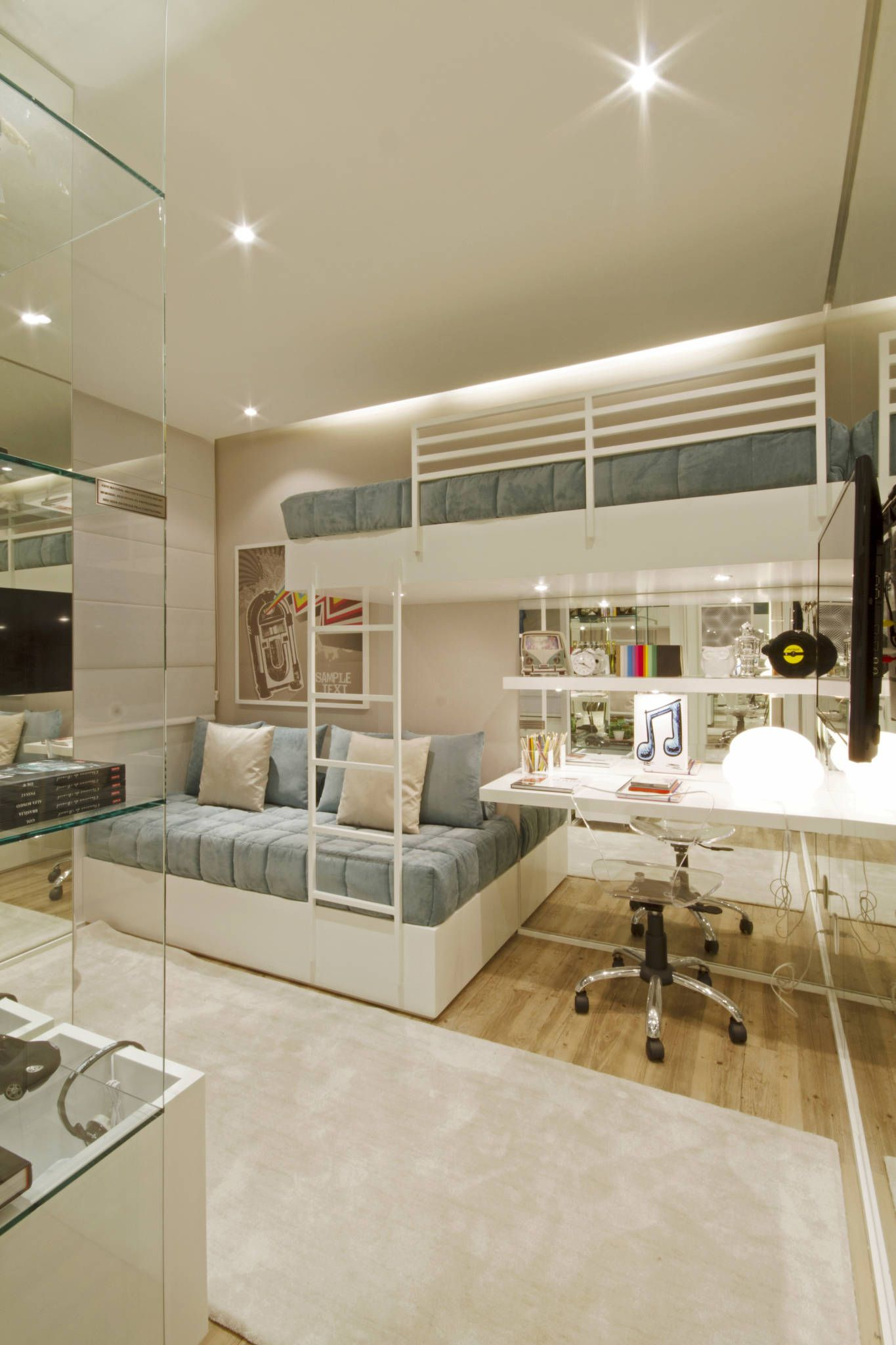 Fotos de decoração, design de interiores e reformas | Einzelzimmer ...