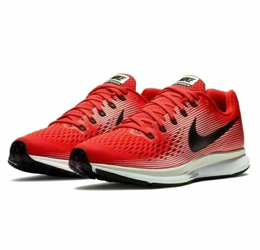 Nike Pegasus 34 Grey Blue Running Shoes