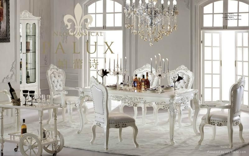 Neoclassichome 81  Neoclassical Interiors  Pinterest Prepossessing Long Dining Room Tables For Sale Decorating Inspiration