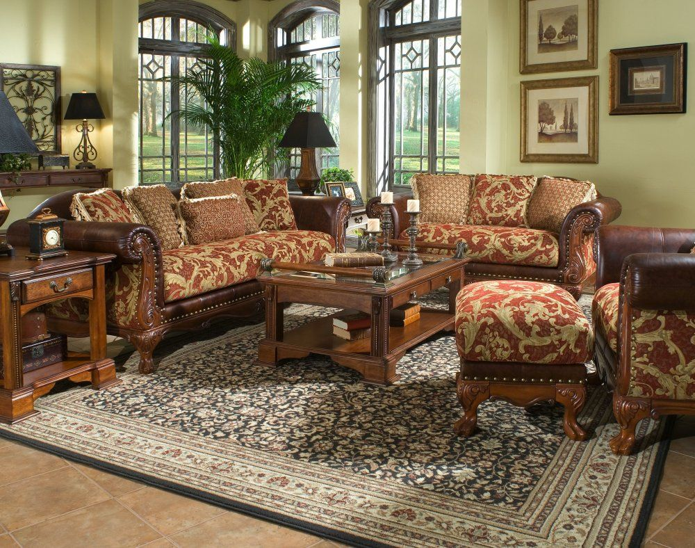 101 elegant living room pictures page 5 of 11 zee designs for Elegant living room furniture