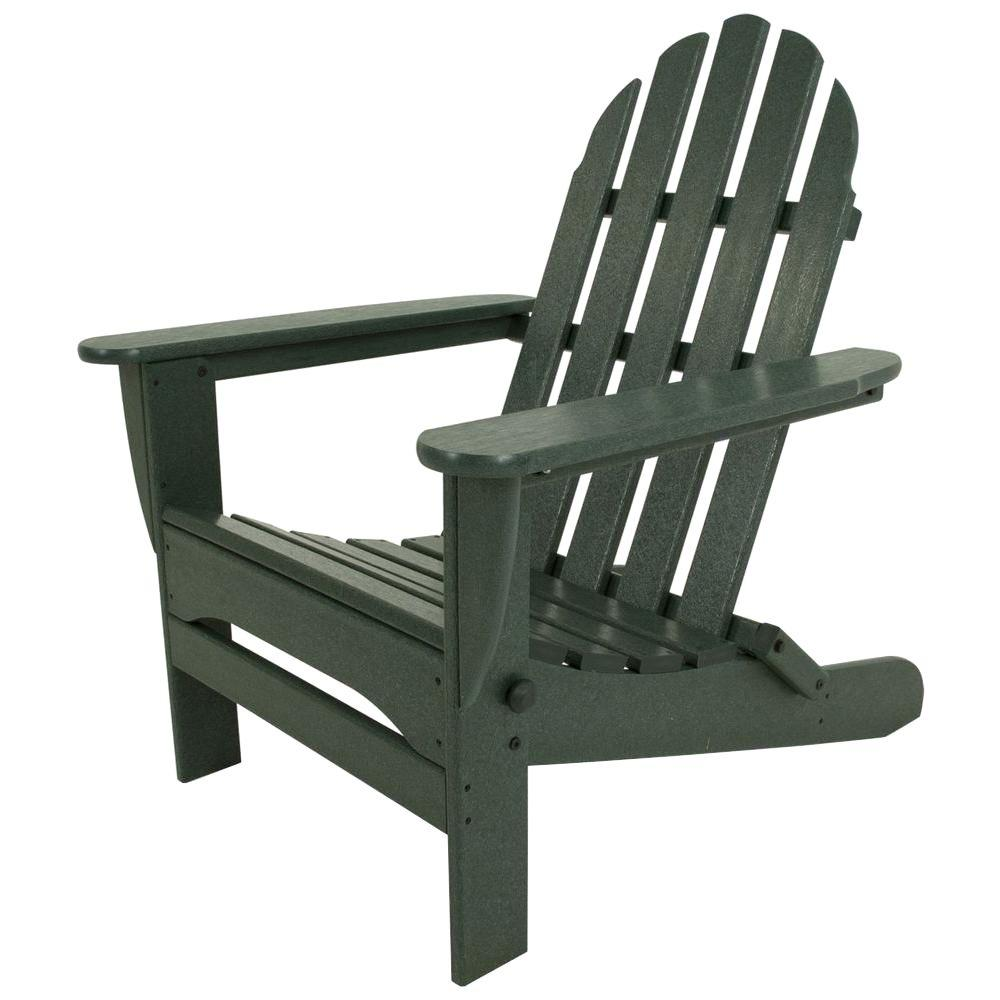 Revive Your Home S Exterior Outdoor Chairs Polywood Adirondack
