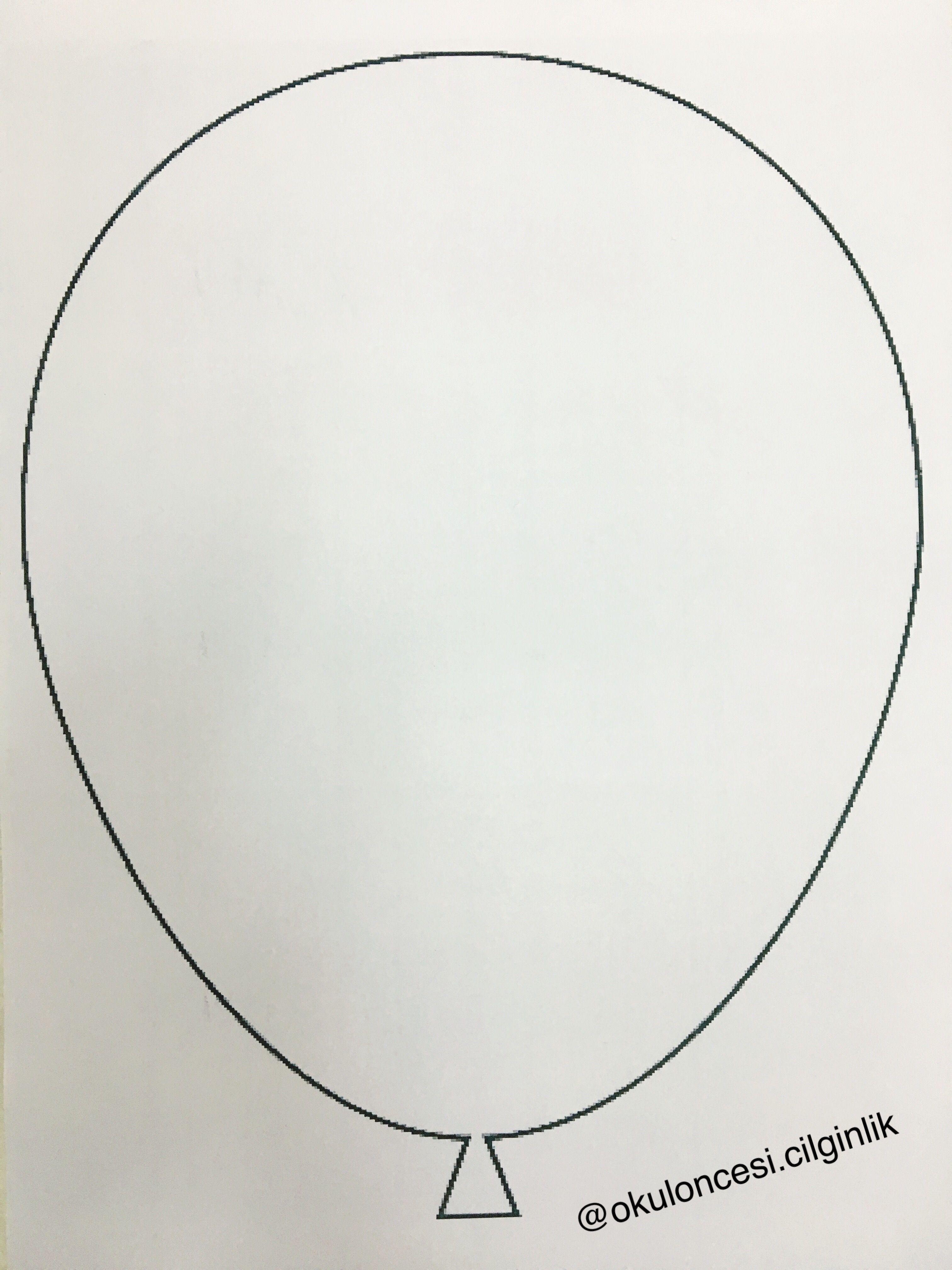 Denes Adli Kullanicinin Ilkbahar Etkinlik Panosundaki Pin Balon Boyama Boyama Sayfalari Mandala Balon