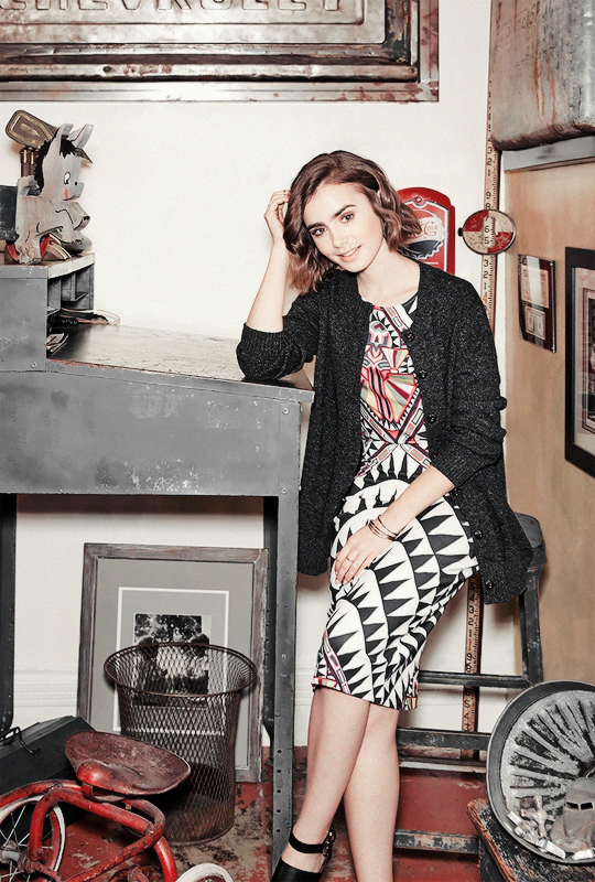 Lily Collins for Domaine | Lily collins, Lilly collins, Lily