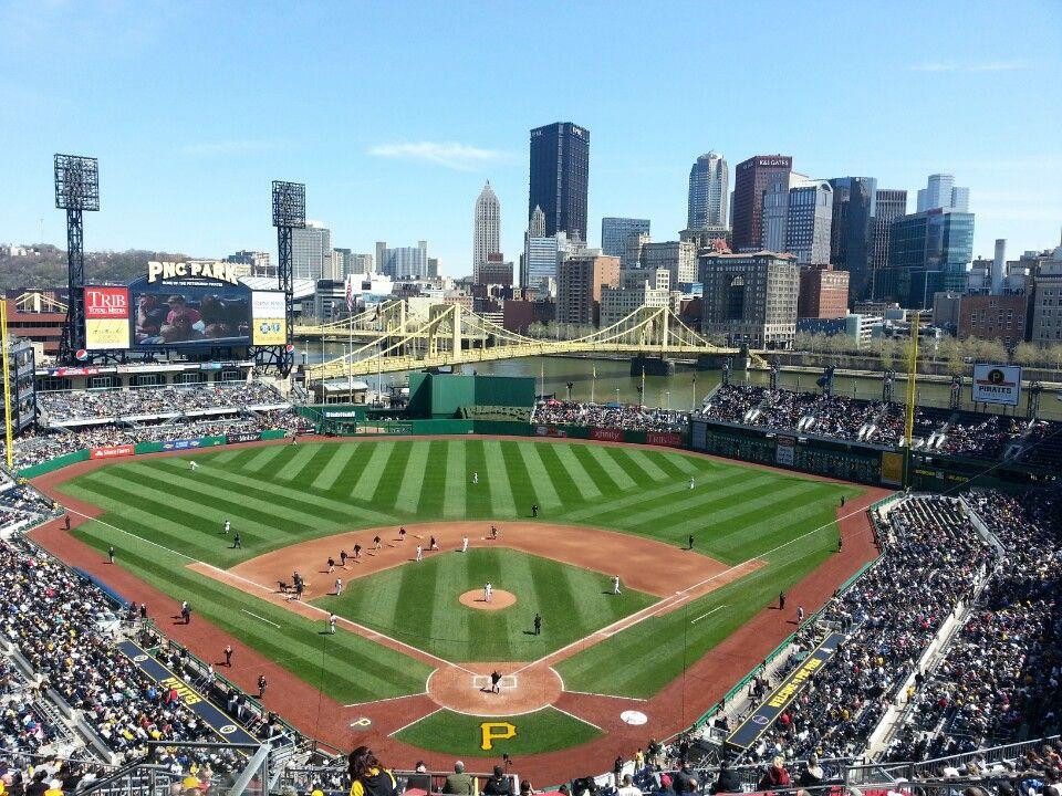 Pnc Park Northshore Pittsburgh Pa Pnc Park Baseball Park Nationals Park