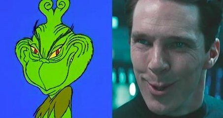 The Grinch and Benedict